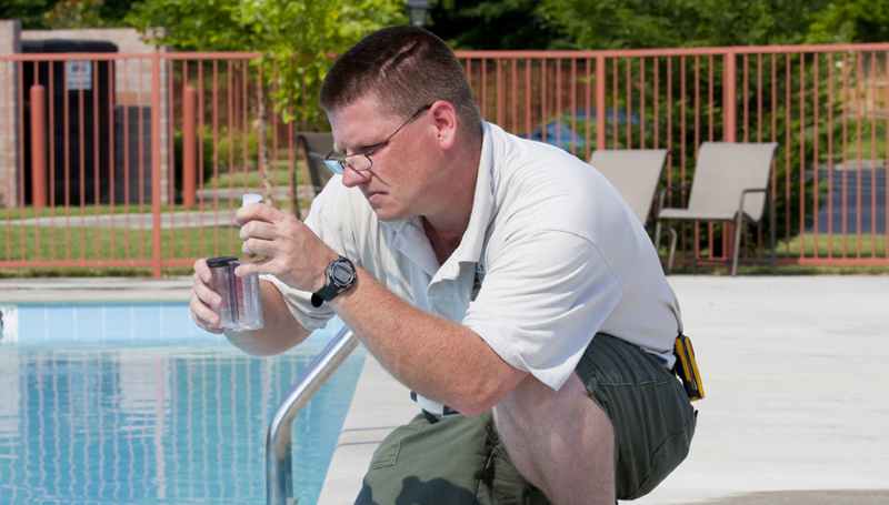 Swimming Pool Water Quality : Why water quality is so important to a swimming pool