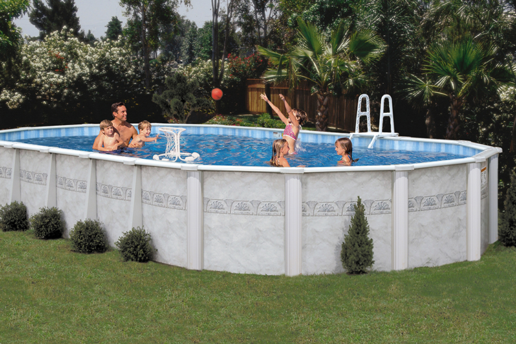 Best Above Ground Pools Made in the USA - Brothers Pool Blog