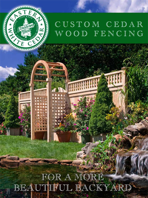 Eastern Wood Fence Brochure