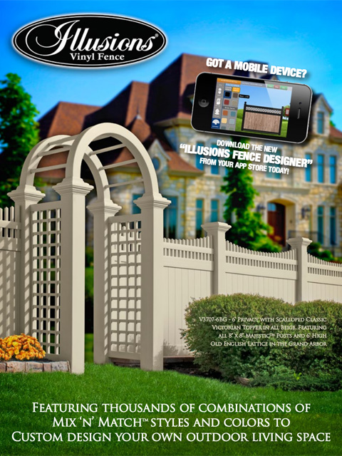 Illusions Fence Brochure