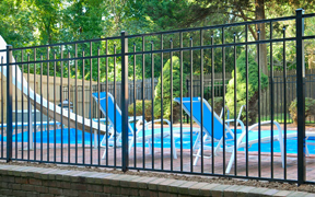 Inground Pool Fencing