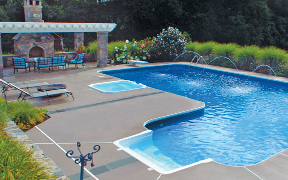 in ground swimming pool. Gallery Of Finished Pools In Ground Swimming Pool O