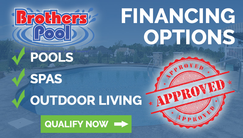 Summerville by doughboy pools above ground pools for for Pool financing