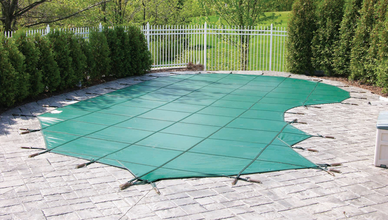 Cover Over Pool