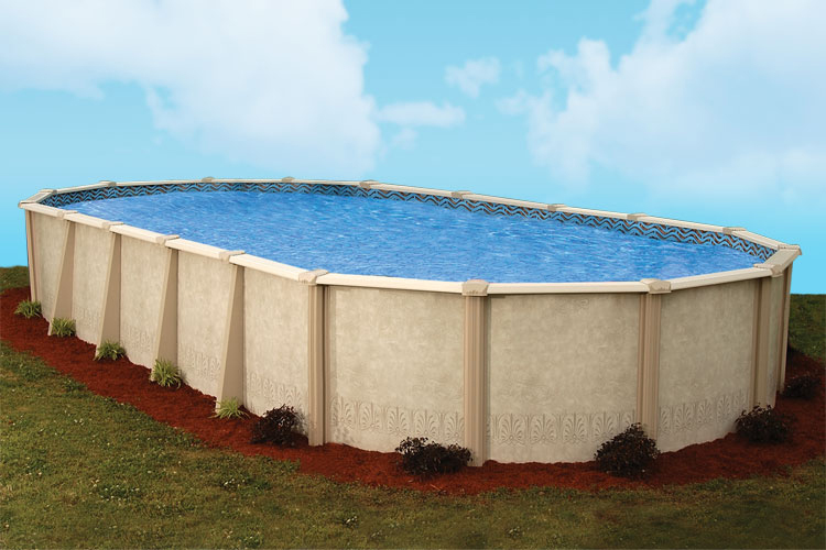 Autumn Breeze By Doughboy Pools Above Ground Pools For