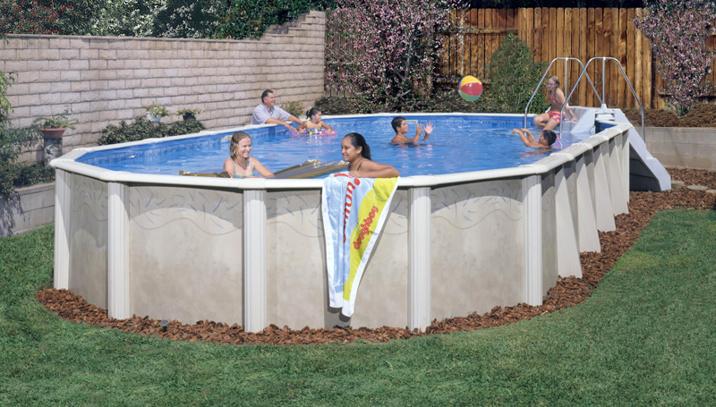 Desert Spring By Doughboy Pools Above Ground Pools For Sale In Ct