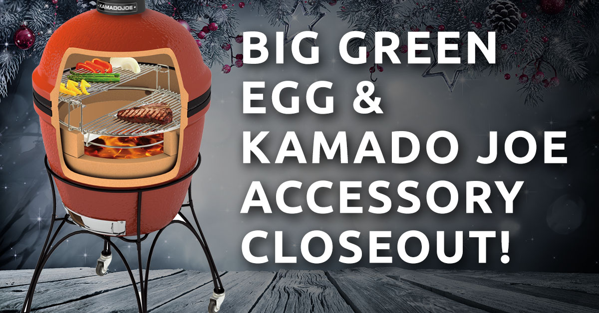 Kamado Joe Blowout