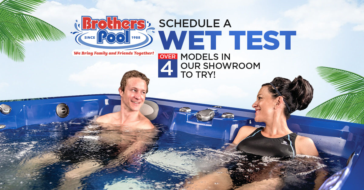 Schedule a Wet Test